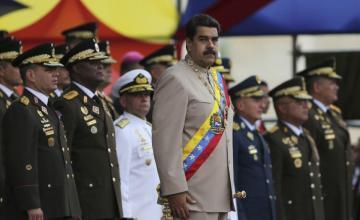 """Maduro acusa a Colombia y EEUU de financiar planes para derrocarle, conspiraciones """"permanentes"""""""