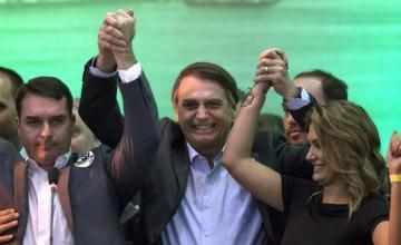 Bolsonaro se prepara para ganar en un dramático giro a la derecha en Brasil