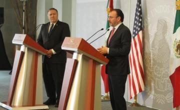 México y EE.UU. acuerdan atender causas de fondo de la migración ilegal