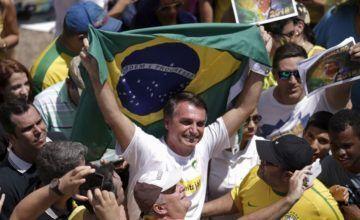 Así es Jair Bolsonaro, el líder derechista que puede presidir Brasil