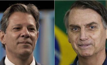 Tres cosas sobre los dos candidatos a presidir Brasil