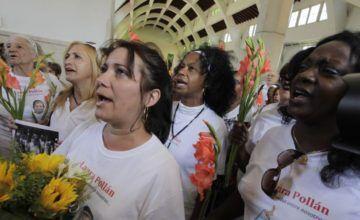 Arrestan 19 Damas de Blanco en domingo 161 de represión en Cuba