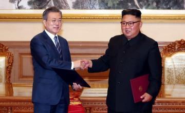 Las dos Coreas empezarán los trabajos para conectarse por carretera y tren en noviembre