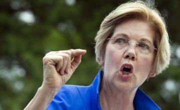 """Trump carga contra la senadora Warren y la vuelve a llamar """"Pocahontas"""""""