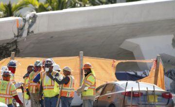 ¿Por qué se dejó abierta la calle del puente de FIU? Juez federal bloquea hacer públicos los registros