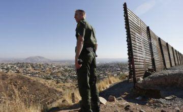 """Trump: """"Estoy sacando al ejército"""" para detener la caravana de migrantes"""