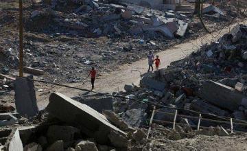 Disparos israelíes matan a 6 palestinos en protesta en Gaza