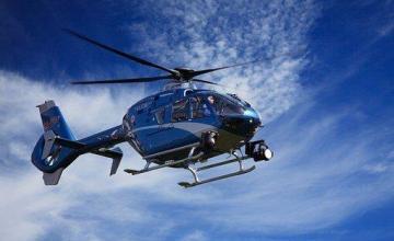 Al juez le desaparece un helicóptero