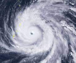 Supertifón Yutu azota el territorio estadounidense de las Islas Marianas del Norte