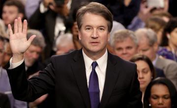 Senado procede con proceso de confirmación de Kavanaugh