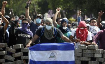 Un abogado y un paramilitar mueren durante tiroteo en Nicaragua