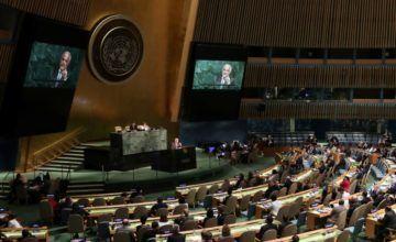 Diplomáticos cubanos boicotean a gritos un acto de Estados Unidos en la ONU