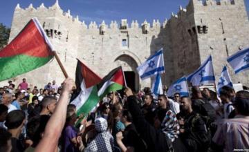 Palestinos reviven llamados para cortar lazos con Israel