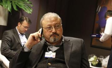 Jamal Khashoggi, el periodista disidente saudita que Turquía asegura que fue asesinado en el consulado de Arabia Saudita en Estambul