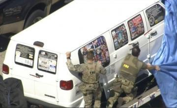 Detienen a sospechoso de ataques con bombas por correo