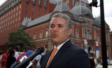 Duque exige explicaciones a Cuba por alojar a jefe del ELN buscado por Interpol