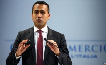 Di Maio dice que elecciones de UE traerán grandes cambios y vendrán bien a Italia