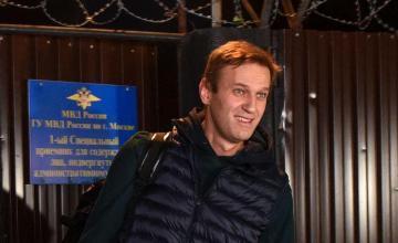 Corte Europea: Rusia detuvo a Navalny por causas políticas