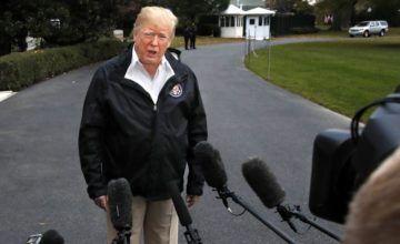 Trump asegura que migrantes de la caravana no buscan asilo