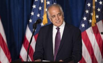 Enviado estadounidense en Afganistán confía en firmar la paz con talibanes en 2019: medios