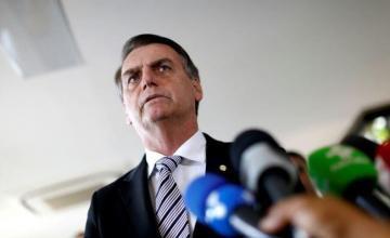 Bolsonaro espera tener un encuentro productivo y positivo con asesor de Trump