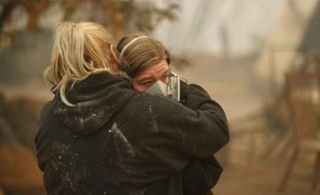 Fuego en California: 63 muertos y cientos de desaparecidos