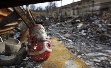 EE.UU.: Incendio de California costará miles de millones de dólares