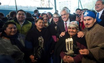 La muerte de un joven mapuche a manos de la policía sacude Chile