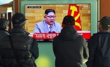 Presidente de Cuba se reúne con Kim Jong Un en Pyongyang