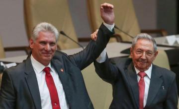 Díaz-Canel invita a Putin a visitar Cuba en 2019