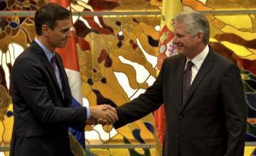 """Cuba llama """"despreciable"""" a Aznar por sus críticas a visita de Pedro Sánchez"""