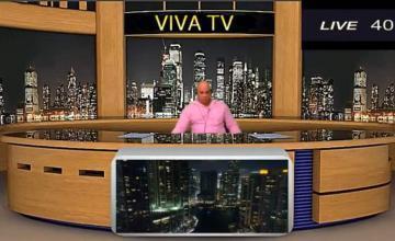 Francisco Aleman Viva TV