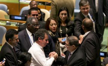 Cuba recibe respaldo de 135 países contra el embargo de EEUU