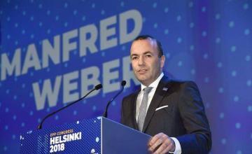 El alemán Manfred Weber, elegido líder de la derecha europea