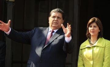 Expresidente peruano García pide asilo político a Uruguay en medio de investigación