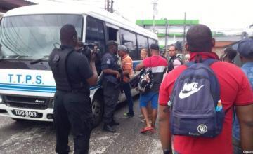 Cubanos detenidos en Trinidad y Tobago comparecerán este martes ante la justicia