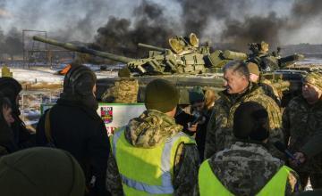 Ucrania pide ayuda a la OTAN mientras crece tensión con Rusia