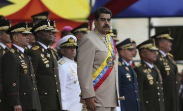 """Maduro considera """"gran ofensa"""" la resolución de Congreso español en su contra"""