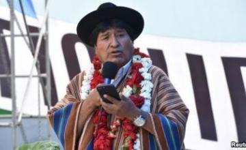 Evo Morales defiende a Ortega ante advertencia de la OEA