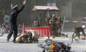 Al menos 43 muertos por ataque contra edificio gubernamental en capital de Afganistán