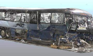 Al menos siete personas mueren en accidente de tráfico en centro de Colombia