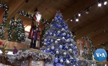 China: Restringen a Papa Noel en favor de tradiciones chinas