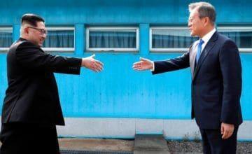 Coreas intentan reconectar ferrocarriles y carreteras, pero enfrentan obstáculo de sanciones