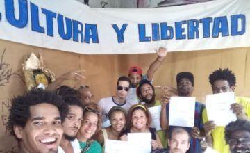 Buró de Derechos Humanos de EE.UU. condena arrestos de artistas en Cuba