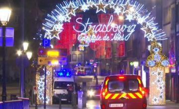 El ministro galo de Interior confirma que el atacante de Estrasburgo no formaba parte de una red