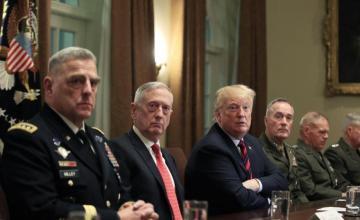 Trump nomina al general Milley como Jefe del Estado Mayor Conjunto