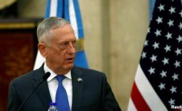 Mattis firma orden de retiro de tropas estadounidenses de Siria