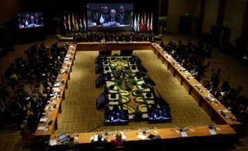 Uruguay acoge la cumbre de Mercosur y traspasa la presidencia pro tempore a Argentina