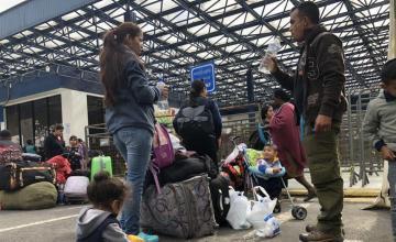 Principales focos de tensión migratoria en América