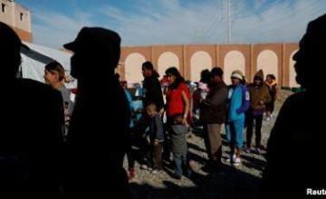 Crece la molestia de vecinos por albergue de migrantes en Tijuana